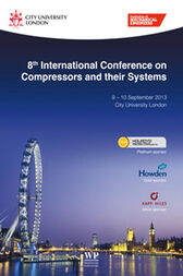8th International Conference on Compressors and their Systems by City University London