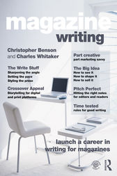 Magazine Writing by Christopher D. Benson