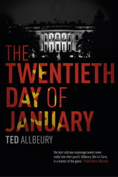 The Twentieth Day of January by Ted Allbeury