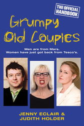 Grumpy Old Couples by Jenny Eclair