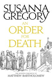 An Order For Death by Susanna Gregory