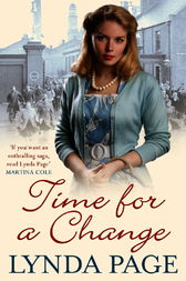 Time For a Change by Lynda Page