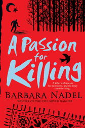 A Passion for Killing (Inspector Ikmen Mystery 9) by Barbara Nadel