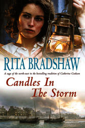 Candles In The Storm by Rita Bradshaw