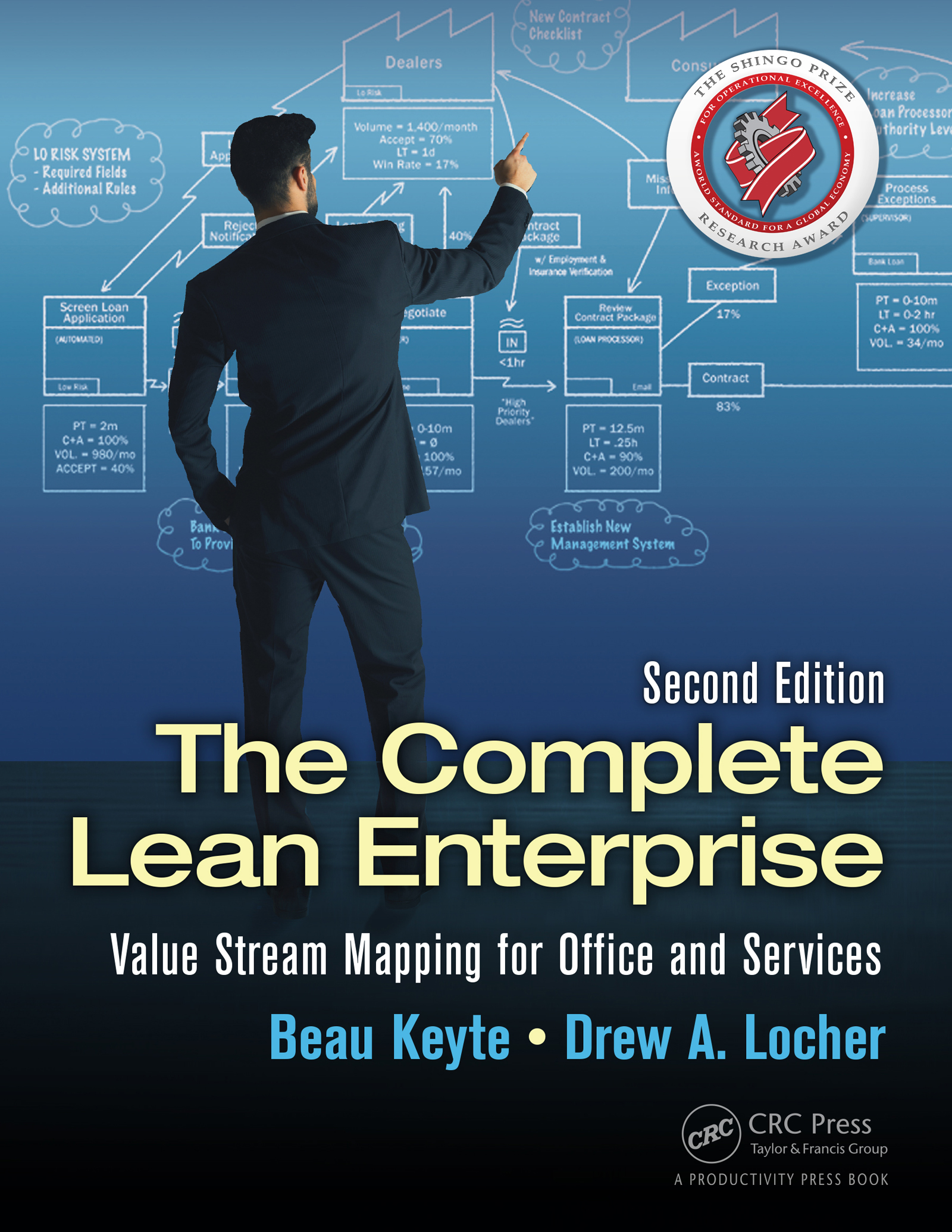 Download Ebook The Complete Lean Enterprise (2nd ed.) by Beau Keyte Pdf