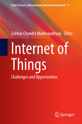 Internet of Things by Subhas Chandra Mukhopadhyay
