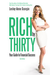 Rich by Thirty by Lesley-Anne Scorgie