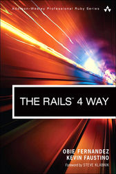 The Rails 4 Way by Obie Fernandez