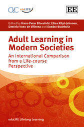 Adult Learning in Modern Societies by H. P. Blossfeld