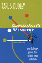 Community Ministry by Carl S. Dudley
