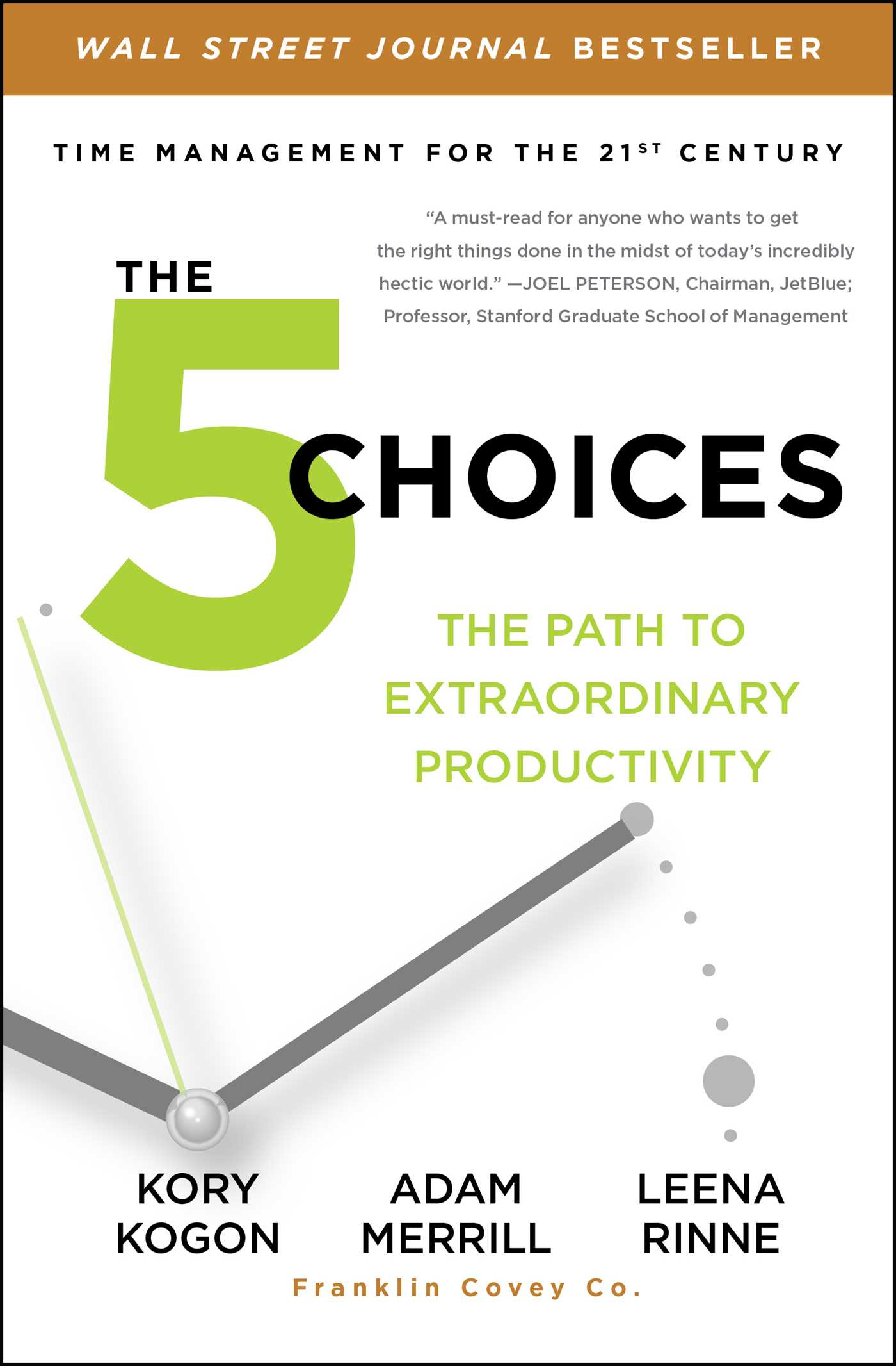 Download Ebook The 5 Choices by Kory Kogon Pdf