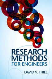 Research Methods for Engineers by David V. Thiel