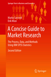 A Concise Guide to Market Research by Marko Sarstedt