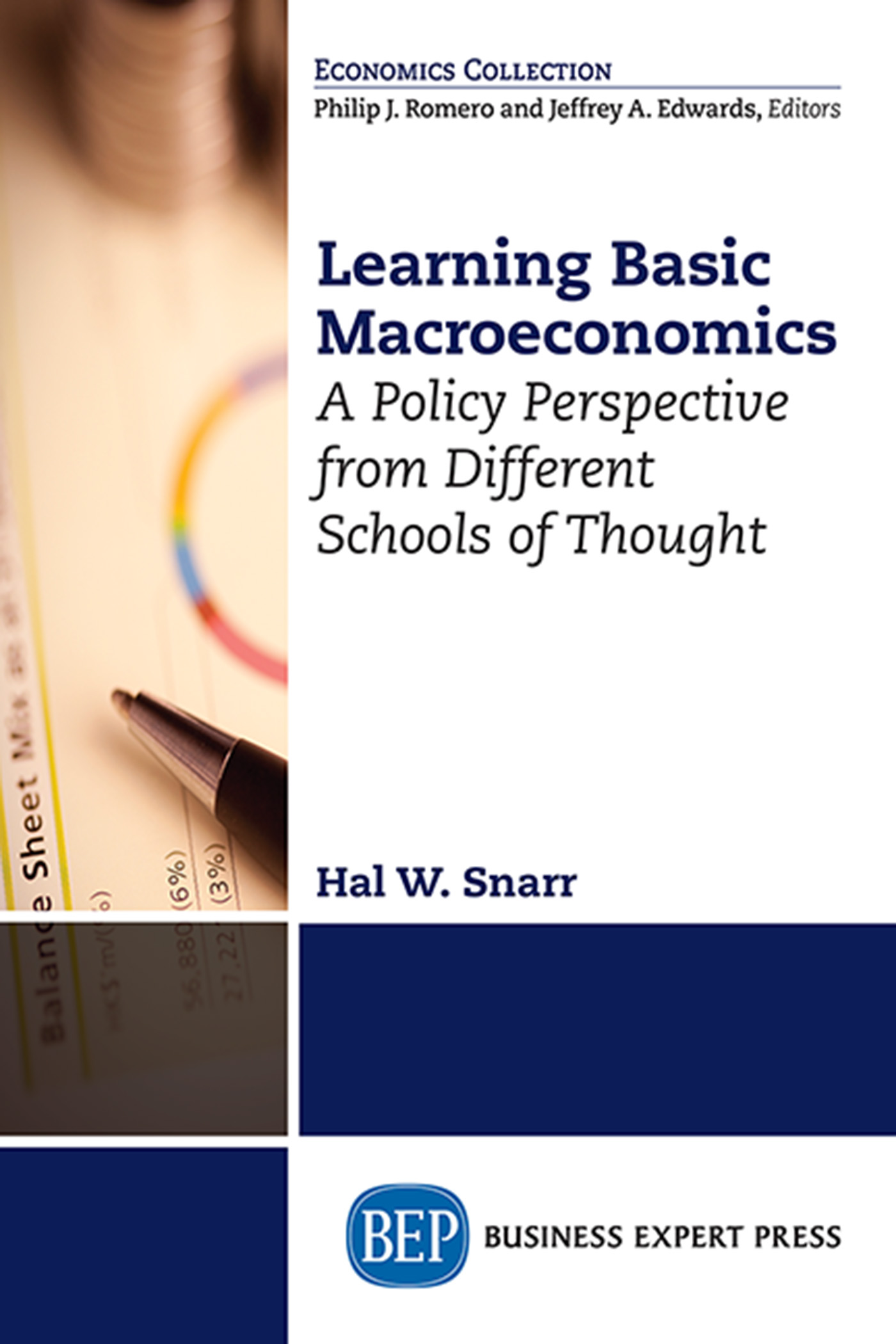 Download Ebook Learning Basic Macroeconomics by Hal W. Snarr Pdf