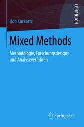 Mixed Methods by Udo Kuckartz