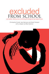 Excluded from School by Christopher Arnold