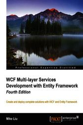 WCF Multi-layer Services Development with Entity Framework