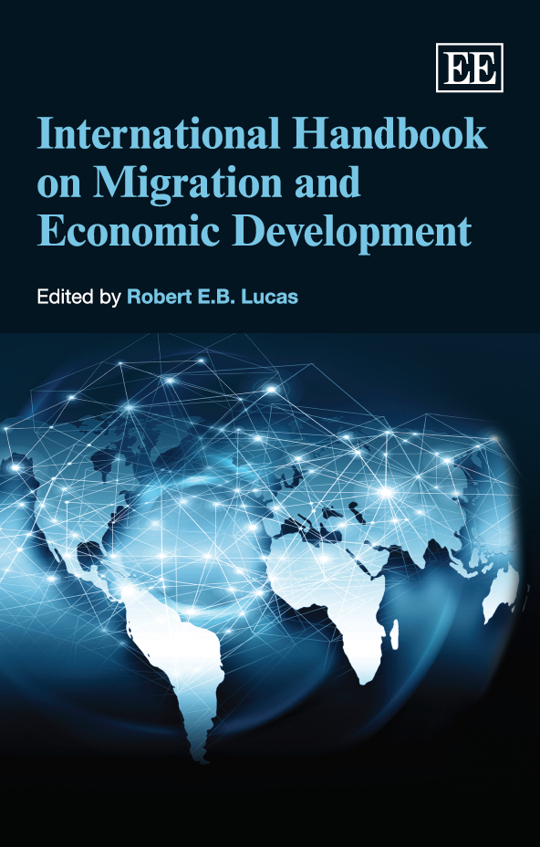 Download Ebook International Handbook on Migration and Economic Development by R. E. B. Lucas Pdf