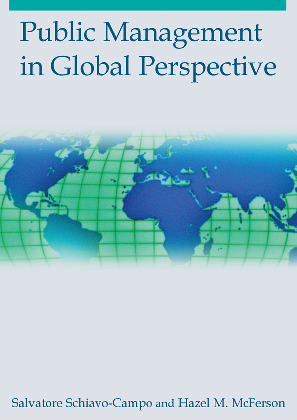 Download Ebook Public Management in Global Perspective by Salvatore Schiavo-Campo Pdf