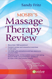 Mosby's Massage Therapy Review - E-Book by Sandy Fritz