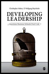 Developing Leadership by Christopher Mabey