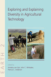 Exploring and Explaining Diversity in Agricultural Technology by Annelou van Gijn