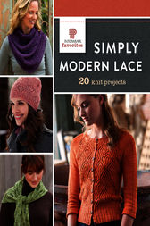 Simply Modern Lace by Interweave
