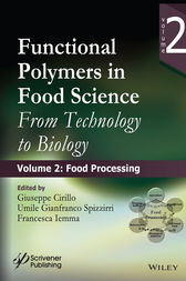 Functional Polymers in Food Science by Giuseppe Cirillo