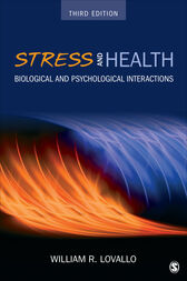 Stress and Health by William R. Lovallo