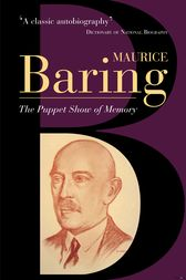The Puppet Show Of Memory by Maurice Baring