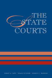 The State Courts by Robert A. Carp