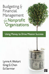 Budgeting and Financial Management for Nonprofit Organizations by Lynne A. Weikart