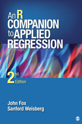 An R Companion to Applied Regression by John Fox
