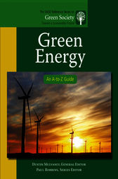 Green Energy by Dustin R. Mulvaney