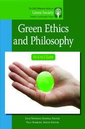 Green Ethics and Philosophy by Julie Newman