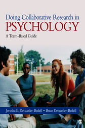 Doing Collaborative Research in Psychology by Jerusha B. Detweiler-bedell