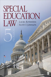 Special Education Law by Laura F. Rothstein