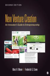 New Venture Creation by Marc H. Meyer