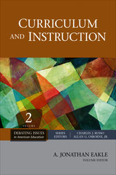 Curriculum and Instruction by A. Jonathan Eakle