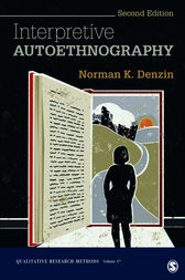 Interpretive Autoethnography by Norman K. Denzin