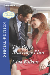 The Boss's Marriage Plan by Gina Wilkins