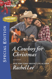 A Cowboy for Christmas by Rachel Lee