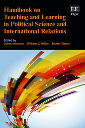 Handbook on Teaching and Learning in Political Science and International Relations by J. Ishiyama
