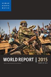 World report 2015 by Human Rights Watch