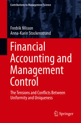 Financial Accounting and Management Control by Fredrik Nilsson