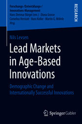 Lead Markets in Age-Based Innovations by Nils Levsen
