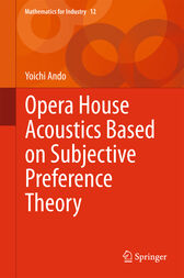 Opera House Acoustics Based on Subjective Preference Theory by Yoichi Ando