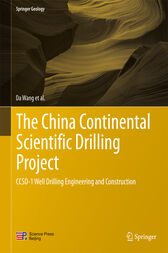 The China Continental Scientific Drilling Project by Da Wang