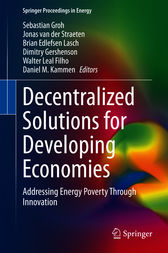 Decentralized Solutions for Developing Economies by Sebastian Groh