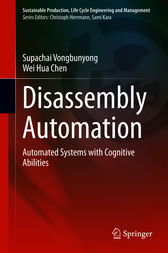 Disassembly Automation by Supachai Vongbunyong